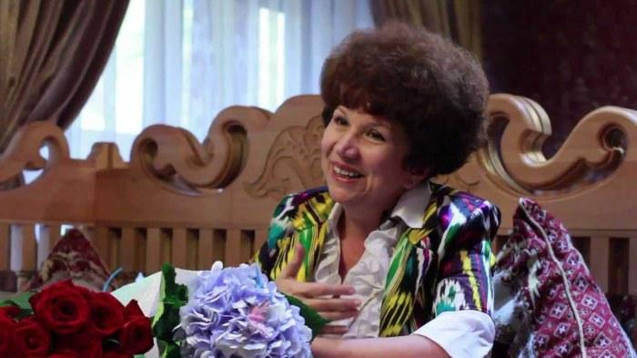 Наталья Нурмухамедова. / Фото: www.ytimg.com