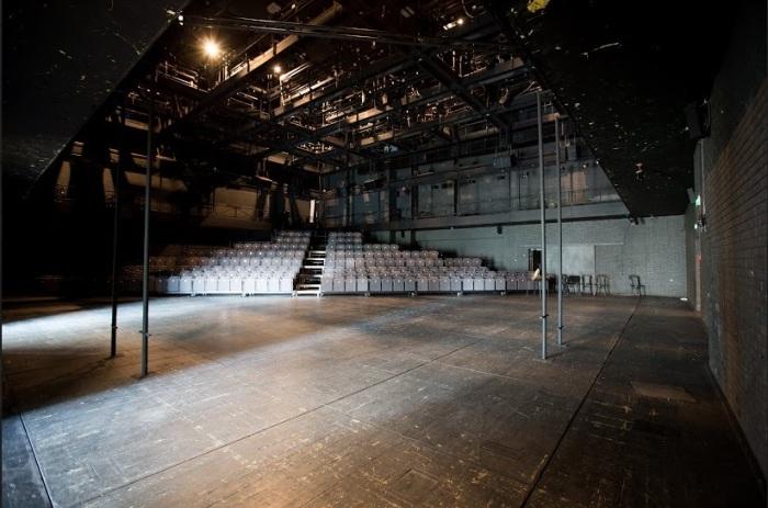 Центр имени Вс. Мейерхольда — открытая площадка для театральных команд. / Фото: www.meyerhold.ru