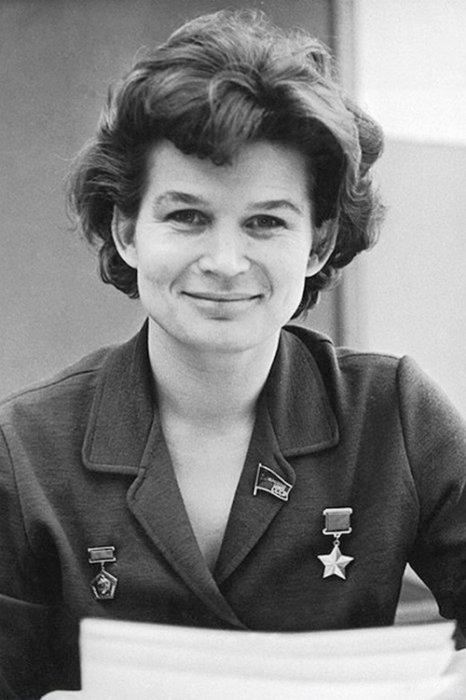 Валентина Терешкова. / Фото: www.yarwiki.ru