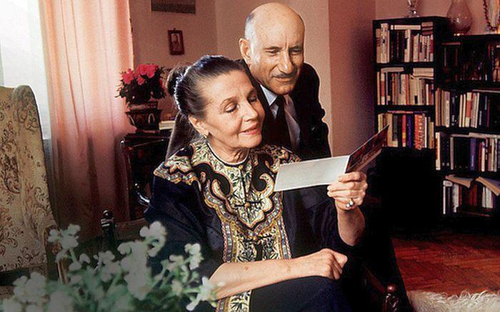 Сергей Герасимов и Тамара Макарова. / Фото: www.liveinternet.ru
