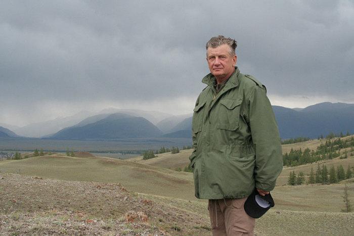 Александр Панкратов-Белый. / Фото: www.kino-teatr.ru