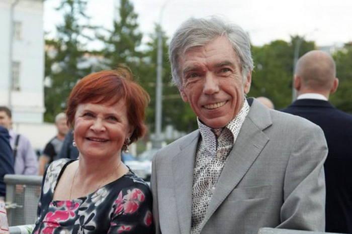 Юрий и Элеонора Николаевы. / Фото: www.nikolaevtv.ru