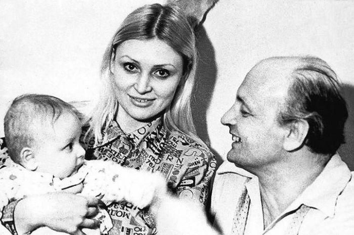 Аскольд родился во время харьковских гастролей. / Фото: из архива Т.Запашной