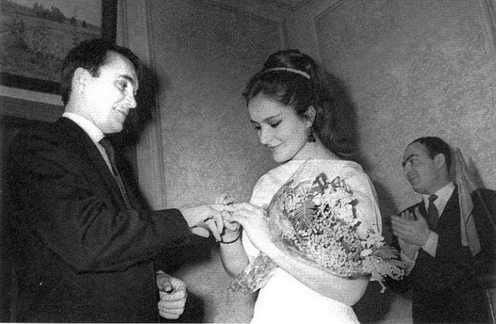 Лариса Шепитько и Элем Климов. / Фото: www.kino-teatr.ru
