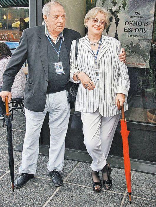 Пётр и Мира Тодоровские. / Фото: www.kpcdn.net