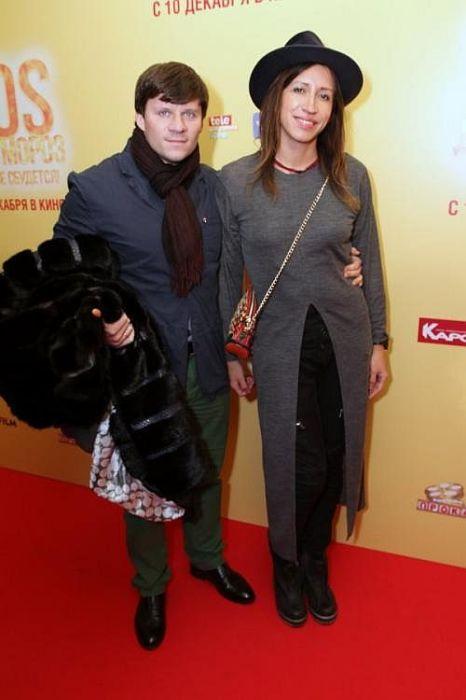 Елена Борщёва и Валерий Юшкевич. / Фото: www.topnews.ru