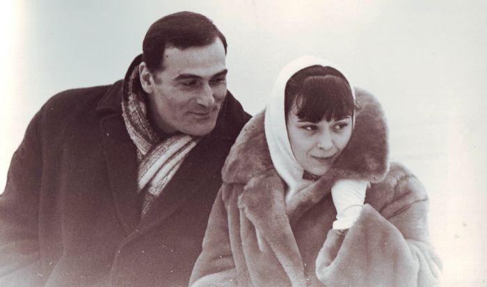 Кахи Кавсадзе и Белла Мирианашвили. / Фото: www.kvirispalitra.ge