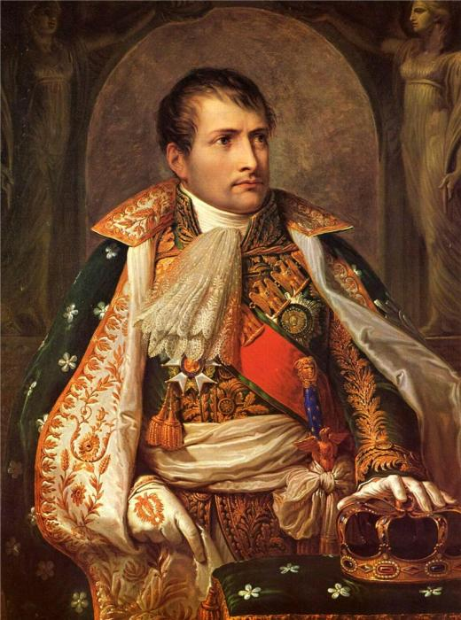 Наполеон Бонапарт. / Фото: www.historitime.ru