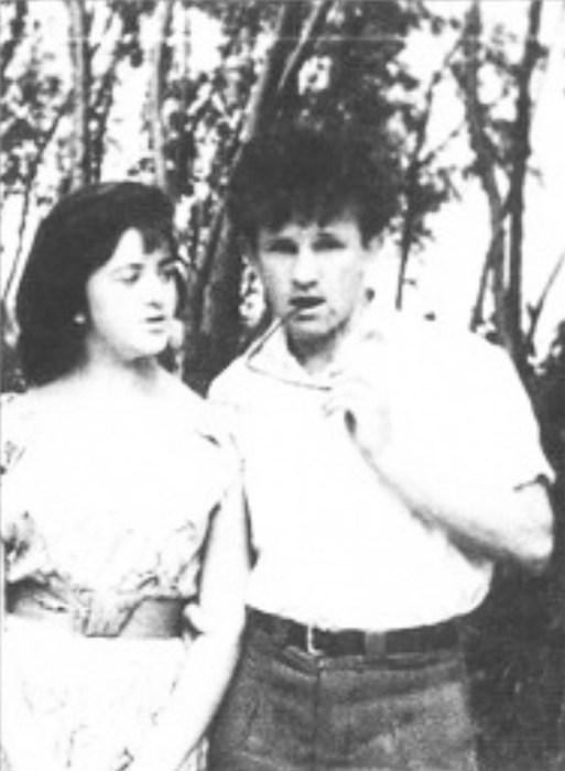 Вадим и Алла Суриковы. / Фото: из книги «Любовь со второго взгляда», www.loveread.me