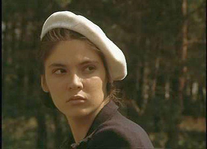 Лидия Вележева, кадр из фильма «Государственная граница». / Фото: www.kino-teatr.ru
