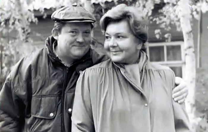 Виктор Павлов и Татьяна Говорова - 40 лет счастья, начавшегося с женской хитрости