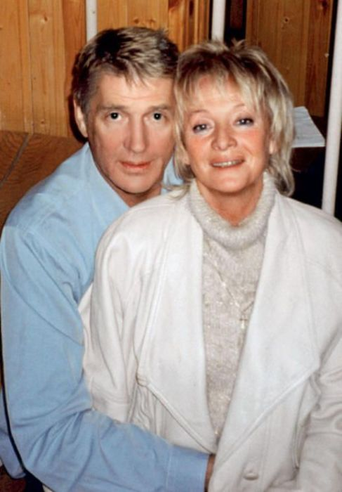 Александр Абдулов и Татьяна Лейбель. / Фото: www.7days.ru