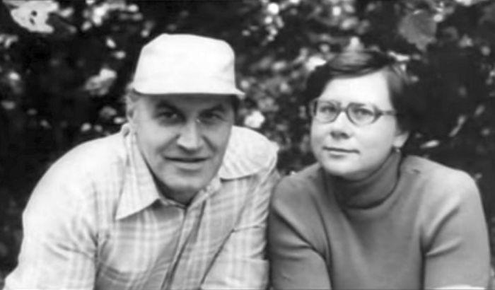 Николай и Татьяна Дроздовы. / Фото: www.1tv.ru