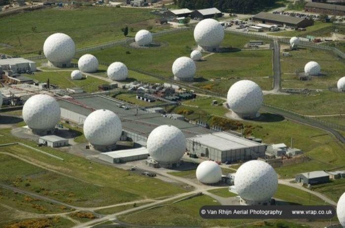 Военная база Ментвит-Хилл. / Фото: www.nqsimple.lt