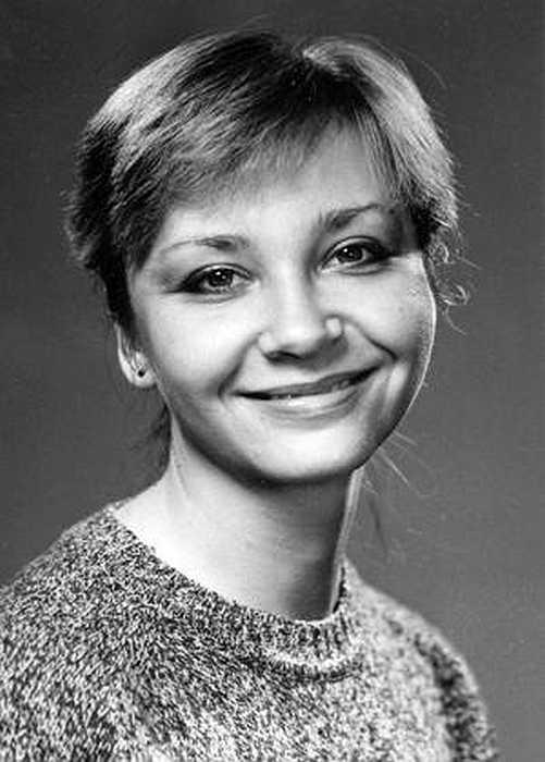 Екатерина Куравлёва, дочь актера. / Фото: www.kinorole.ru