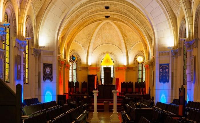 The Grand Lodge of France. / Фото: www.luxos.com