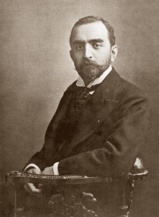 Галуст Гюльбенкян. / Фото: www.wikimedia.org