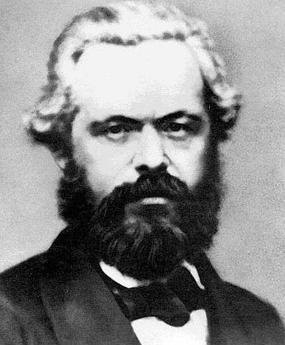 Карл Маркс. / Фото: www.desmotivaciones.es