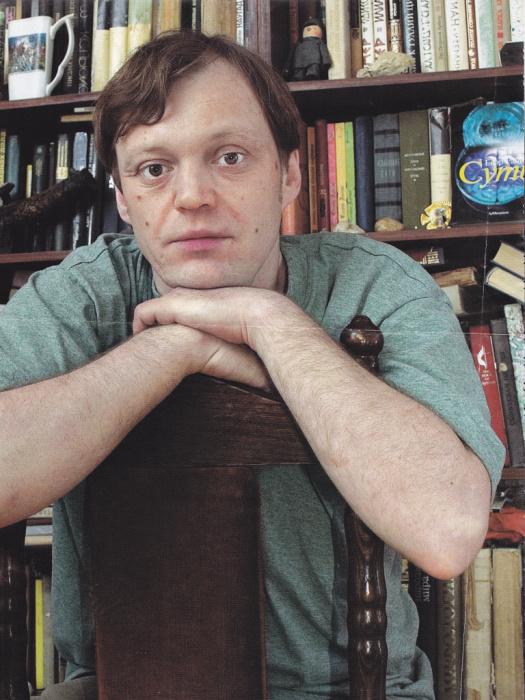 Егор Радов. / Фото: www.fresher.ru