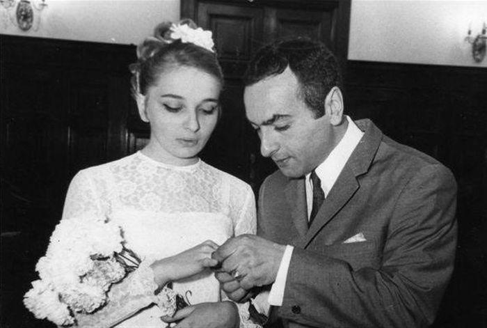 Бракосочетание Левона и Софьи Оганезовых. / Фото: www.vokrug.tv