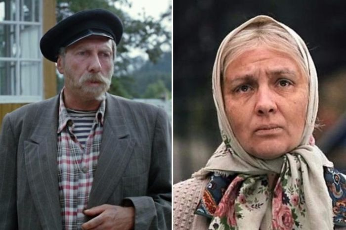 Дядя Митя и Баба Шура. / Фото: www.pro-luboff.com