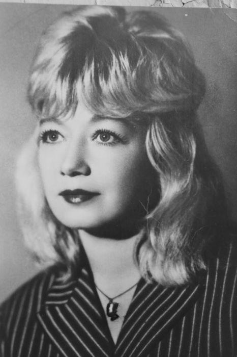 Людмила Шагалова. / Фото: www.blogspot.com