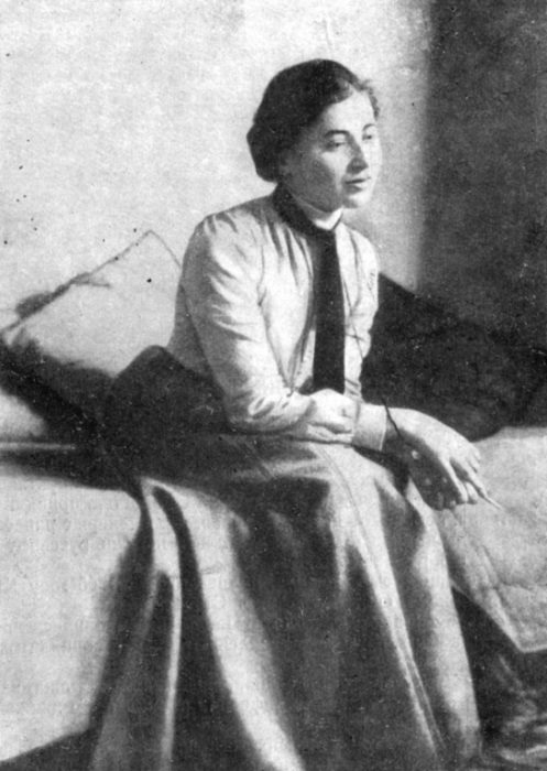 Анна Струнская, 1900 год. / Фото: www.american-lit.niv.ru
