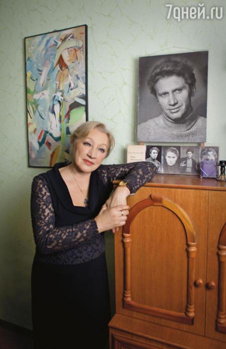 Галина Ванюшкина. / Фото: www.7days.ru