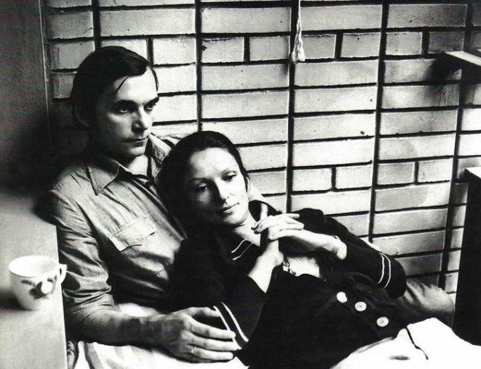 Лариса Шепитько и Элем Климов. / Фото: www.maxpark.com