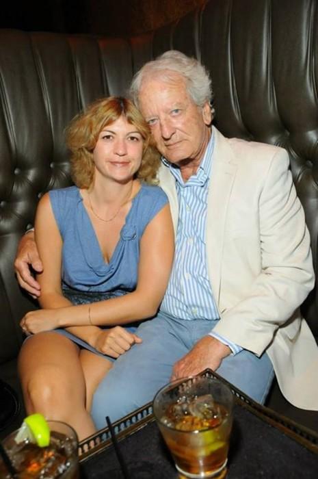 Николас Костер и Елена Бородулина. / Фото: www.woman.ru