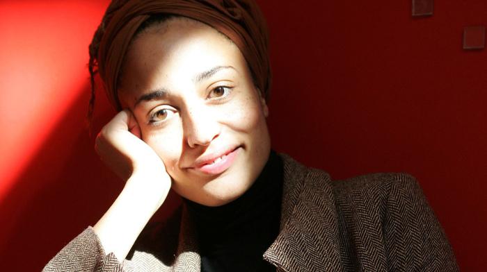 Зэди Смит. / Фото: www.npr.org