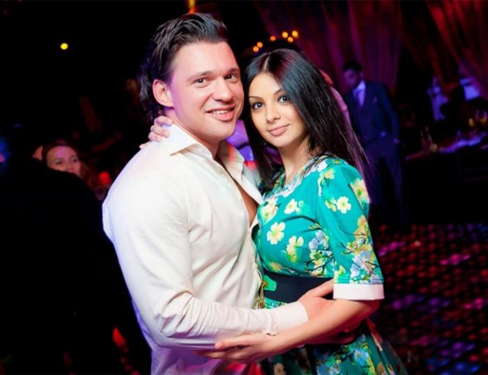 Алексей Кабанов и Роза Коноян. / Фото: www.woman.ru