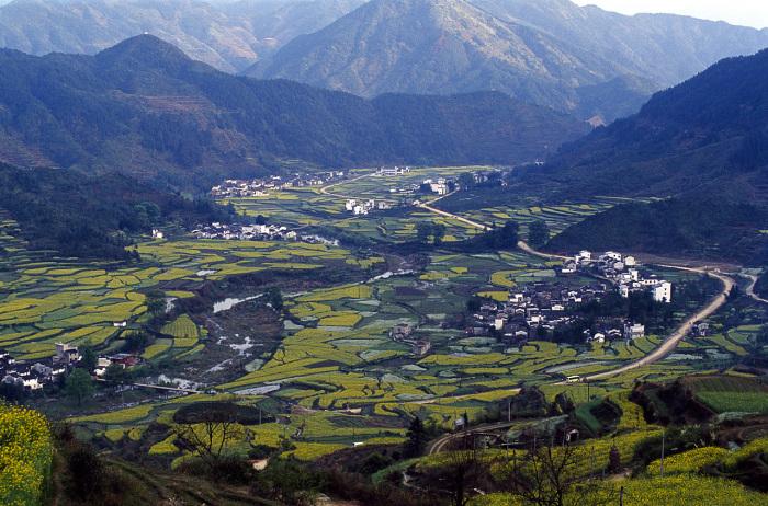 Wuyuan County, Цзянси, Китай. / Фото: www.lostlaowai.com