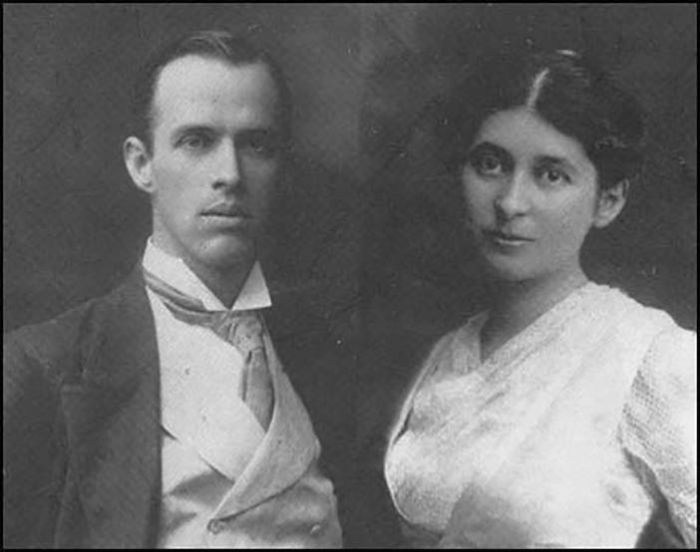 Анна Струнская и Уильям Уоллинг. / Фото: www.evreimir.com