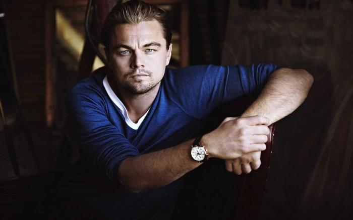 Леонардо Ди Каприо. / Фото: www.wallpapertag.com