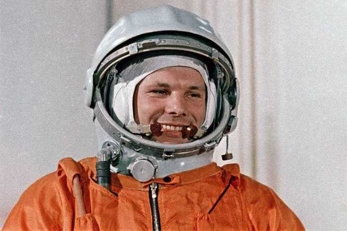 Первый космонавт. / Фото: www.moscowcom.ru