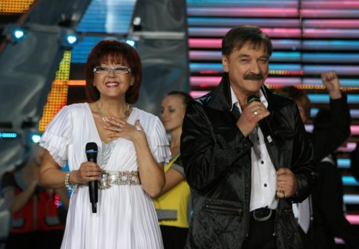 Александр Тиханович и Ядвига Поплавская. / Фото: www.музслова.рф