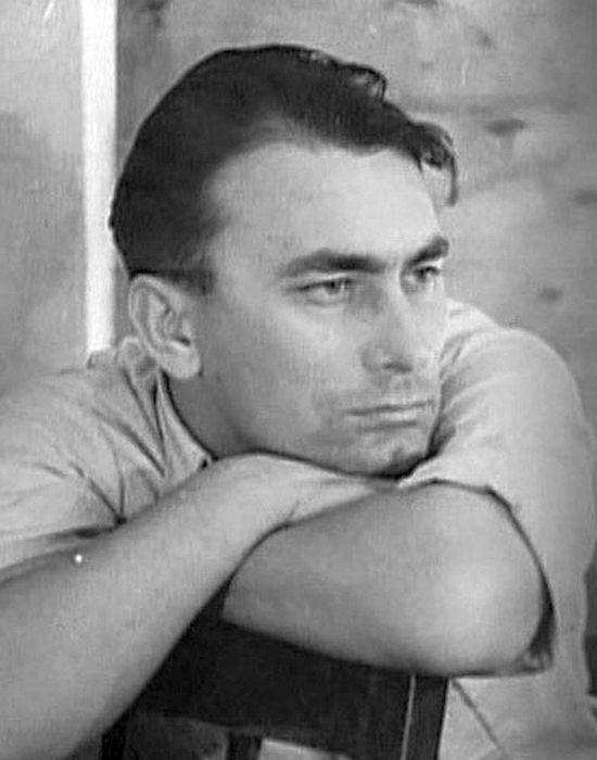 Владимир Самойлов в молодости. / Фото: www.donfilmstudios.ru