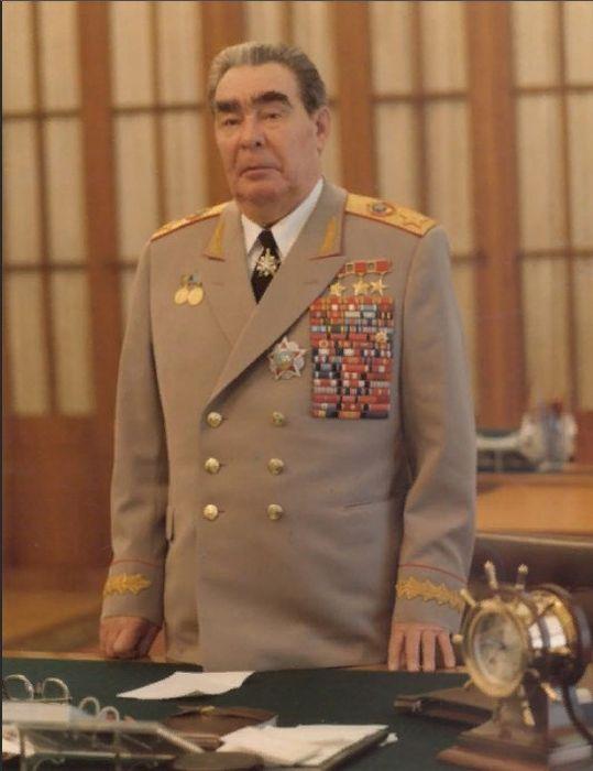 Леонид Брежнев.  / Фото: www.imageban.ru