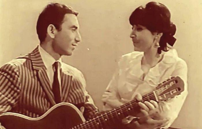 Нани Брегвадзе всегда любила музыку. / Фото: www.ytimg.com