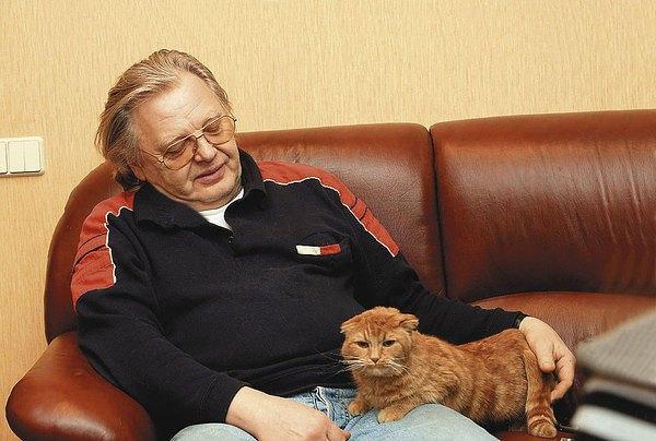 Юрий Антонов. / Фото: www.catsafety.ru