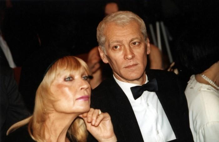 Владимир Ивашов и Светлана Светличная. / Фото: www.woman.ru