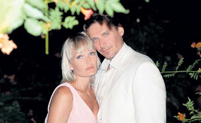 Юрий и Ирина Батурины. / Фото: www.andreyvorobiev.ru