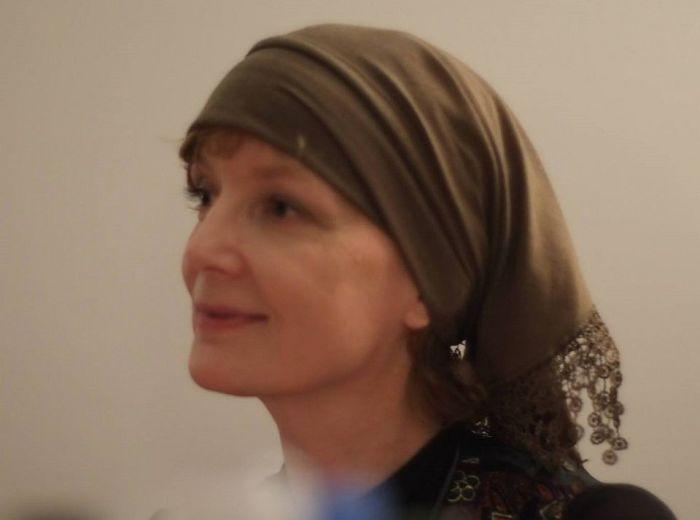 Мария Спивак. / Фото: www.ngs.ru