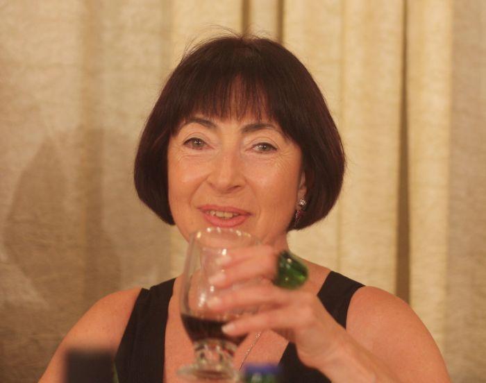Анна Березина. / Фото: www.isrageo.com