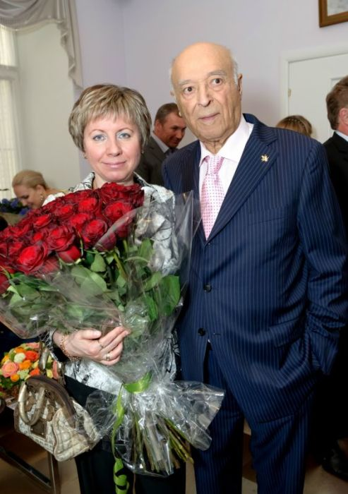 Владимир и Елена Этуш. / Фото: www.vitorgan.ru