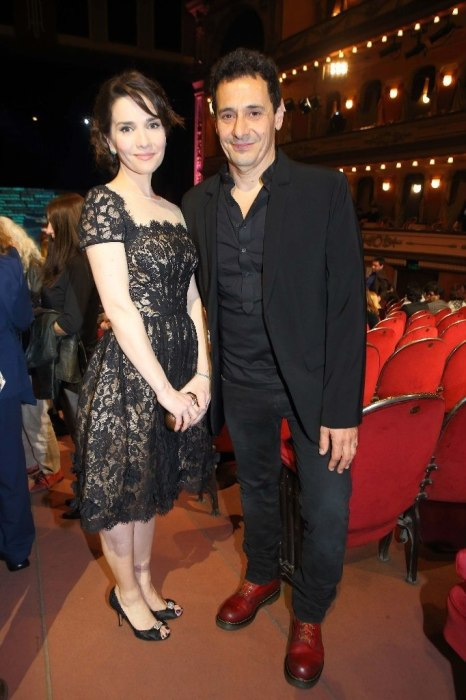 Рикардо Мольо и Наталья Орейро. / Фото: www.womanadvice.ru
