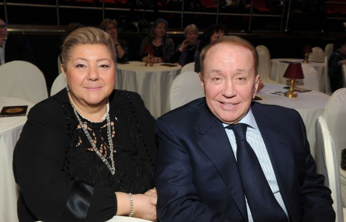 Александр и Светлана Масляковы. / Фото: www.maksishow.ru