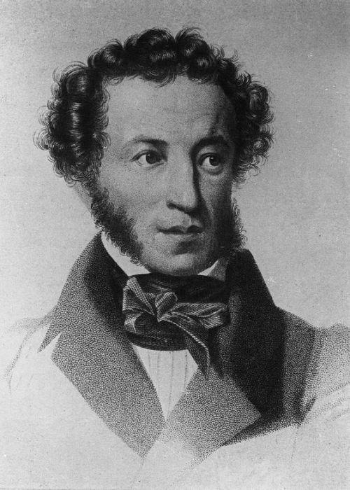 Александр Сергеевич Пушкин. / Фото: www.maptab.ru