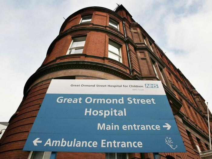 Детская больница на Грейт-Ормонд-стрит. / Фото: www.pubex.pro